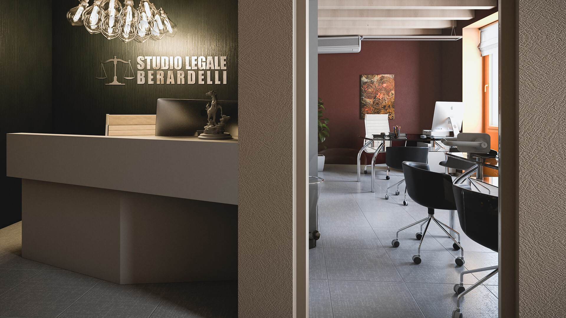 Interior Design for Law Firm